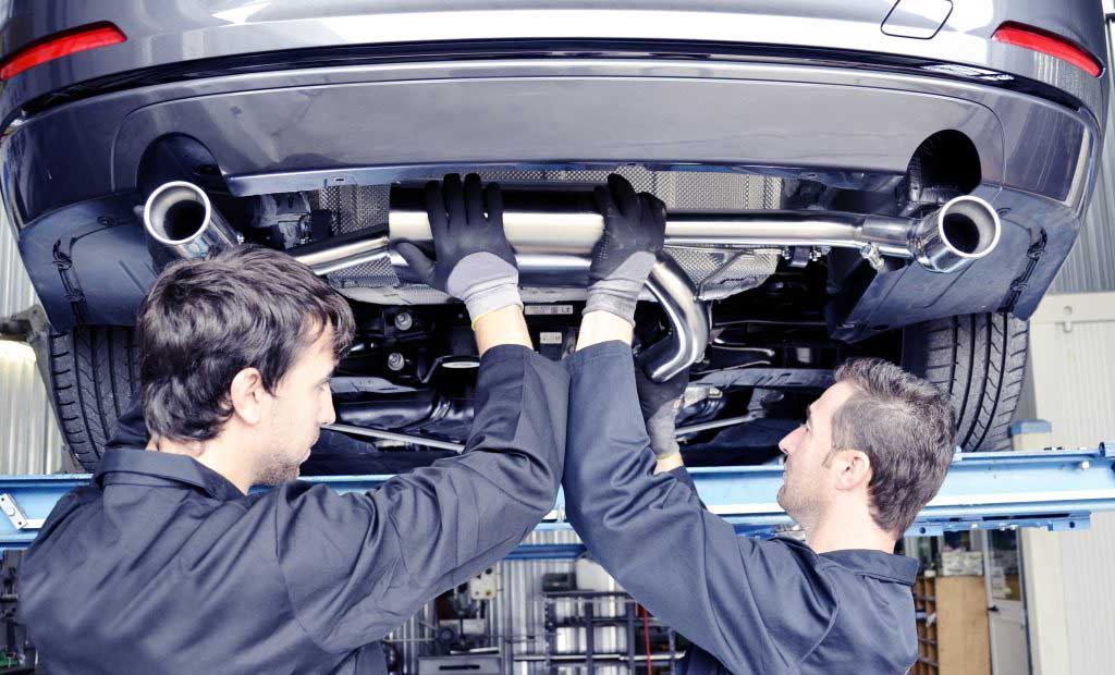 Exhausts and Catalytic Converters